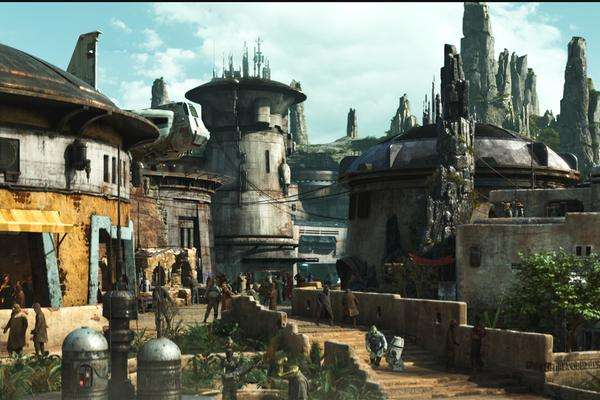 Neue Details zu Disneys Star Wars: Galaxy's Edge