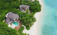 JW Marriott Maldives Resort & Spa.